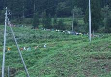 第2回 世界遺産 五箇山・道宗道トレイルラン大会