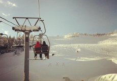 12/25現在 近隣の滑走可能なスキー場