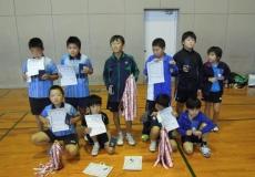 第14回太陽スポーツ杯新川地区スポーツ少年団卓球大会