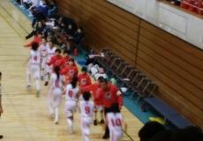 初優勝です。富山県秋季ミニバスケットボール大会