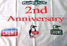 CHUMSxRAMPJACK-2周年祭-