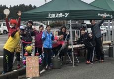 富山マラソン 企業エイドを終えて&次回ナイトランのお知らせ!!
