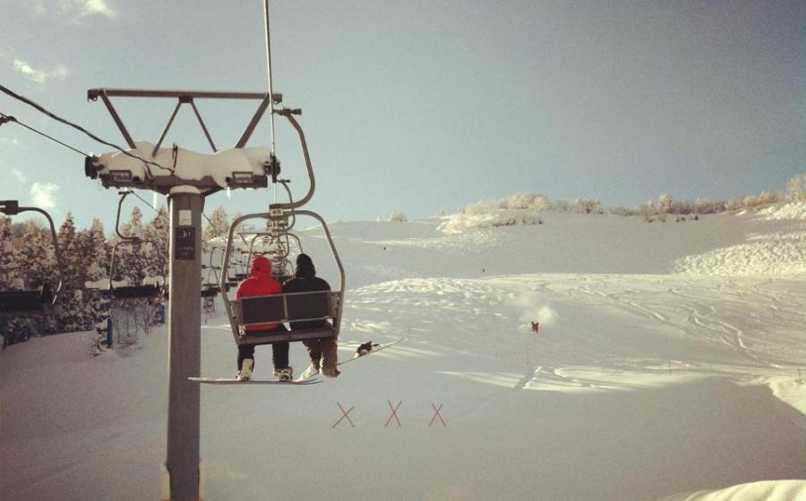 12/17現在 近隣の滑走可能なスキー場