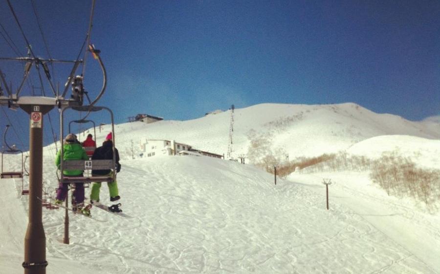 2/24現在 近隣の滑走可能なスキー場
