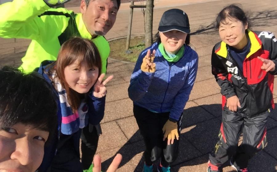 初心者向けDAY RUNNING! vol.1開催!