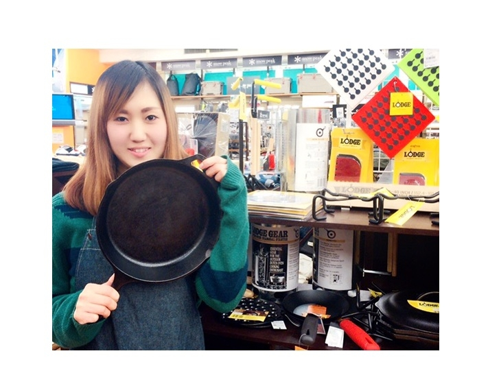 CAST IRON Cooking -1-