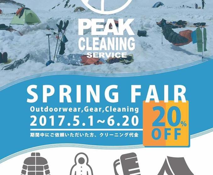 PEAK CLEANING SERVICE SPRINGFAIR