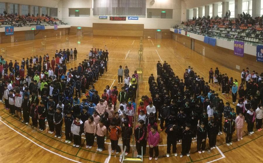 第10回太陽スポーツ杯小中学生バドミントン大会 参加者大募集!
