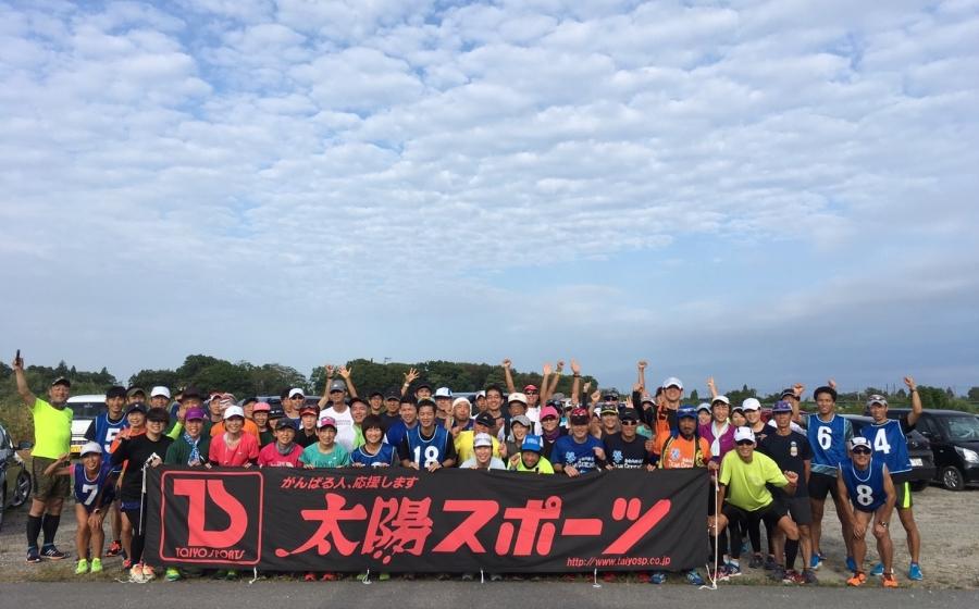 富山マラソン対策 3時間走 3回目 いい練習会でした!