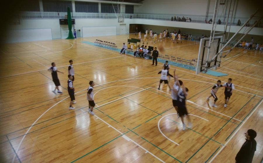 中学バスケ春季強化大会