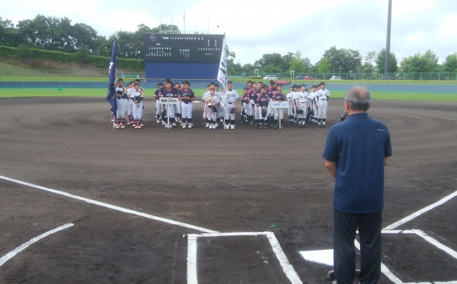 第17回太陽スポーツカップ争奪魚津学童野球交流大会
