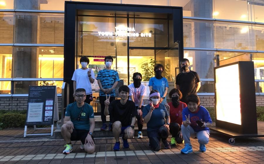 水曜恒例 マラソン教室 【HAYATE塾】開催しました!!