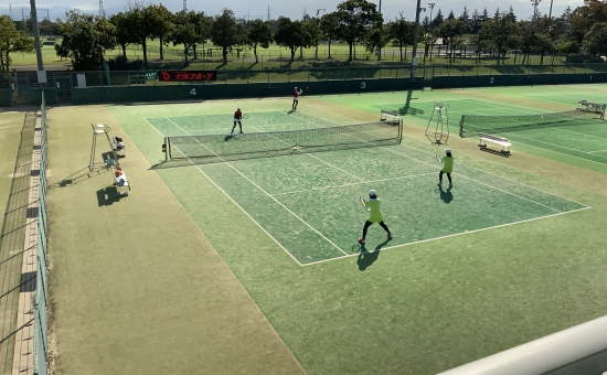第24回太陽スポーツカップドリームカップテニス大会