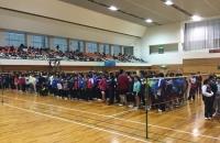 第10回太陽スポーツ杯小中学生バドミントン大会 結果今回