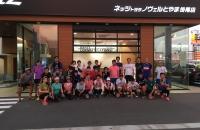 8/2ナイトランを終えて&次回ナイトランのお知らせ!!