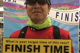 富山マラソン参加します!