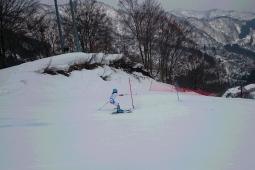 学童スキー選手権