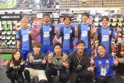 2016カターレ富山オーセンティックユニホーム販売イベント!