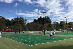 2018チャレンジジュニアオープンテニス大会