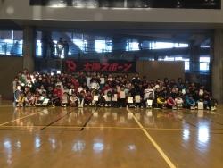 第8回太陽スポーツ杯小中学生バドミントン大会 参加者大募集!!