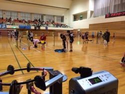 第8回太陽スポーツ杯小中学生バドミントン大会