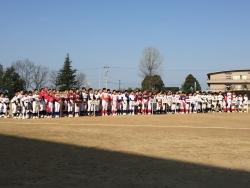 開幕!太陽スポーツ・TSTとなみ杯砺波地区少年野球大会