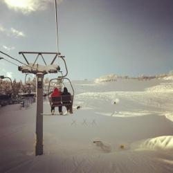 4/21現在 近隣の滑走可能なスキー場