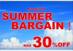 RAMPJACK SUMMER BARGAIN!