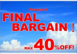 Rampjack FINAL BARGAIN!!