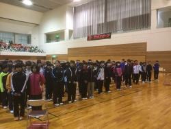 第9回太陽スポーツ杯小中学生バドミントン大会