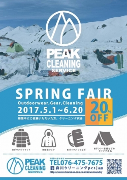 PEAK CLEANING SERVICE SPRINGFAIR