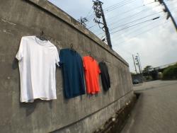 夏はやっぱりTシャツ!