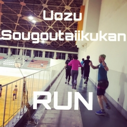 Uozu Sougoutaiikukan RUN