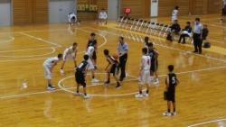 平成29年度富山県中学校選抜スケットボール大会