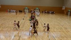 富山県高校バスケ新人大会