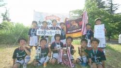 第48回かたかごカップ少年サッカー3年生大会