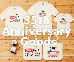 CHUMS 35周年!!