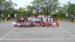 滑川ふるさと龍宮まつり、籠龍球杯3×3バスケットボール大会
