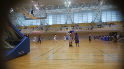第16回UOZUCUPミニバスケットボール大会