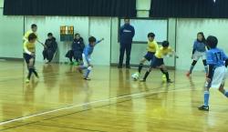 中田JFCフットサル大会 U12 2019