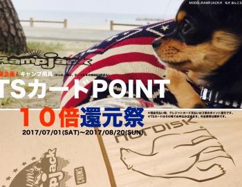 SALE&ポイントアップキャンペーン!!開催中
